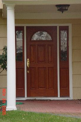 painting fiberglass door painting diy chatroom diy home. Black Bedroom Furniture Sets. Home Design Ideas